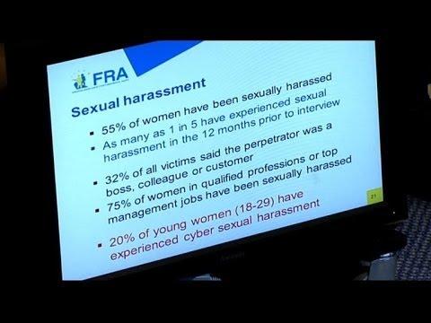 Un tiers des femmes en Europe ont subi des violences