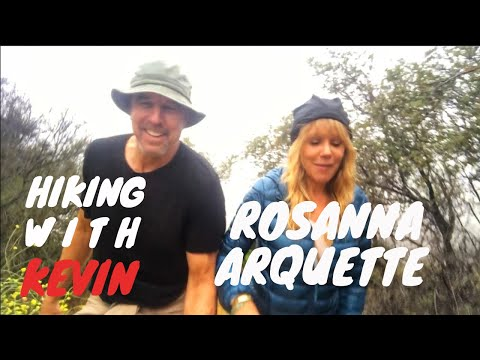 ROSANNA ARQUETTE'S ROCKS AND ROLES