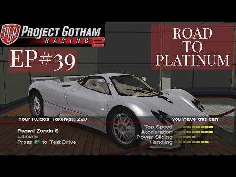 Project Gotham Racing 2 Platinum Playthrough Ep.39 - Extreme Series Completed!