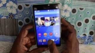 How to reset Sony Xperia C4 Dual to Factory Settings