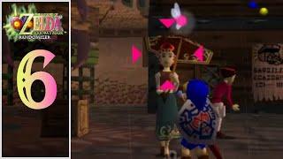 The Legend Of Zelda Majora's Mask Randomizer Episode 6 Rainy Day