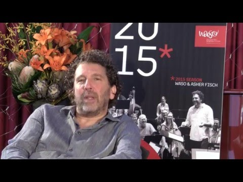 Interview: Asher Fisch talks about WASO's 2015 Brahms Festival