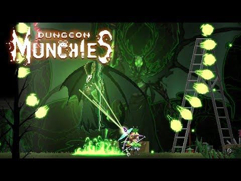 大戰森林之王 - 餐癮地城 Dungeon Munchies #3