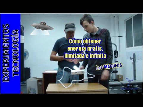 Cómo obtener energía eléctrica libre, infinita y gratis. Los MAGUFOS