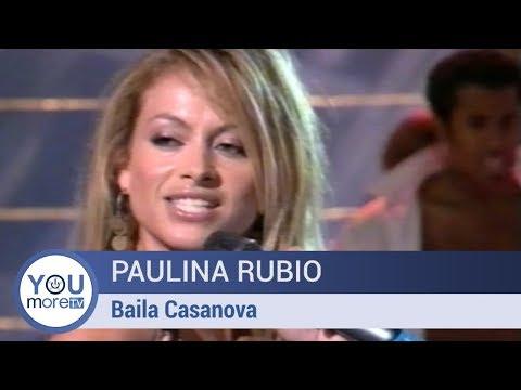 Paulina Rubio - Baila Casanova