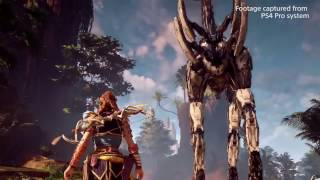 Horizon Zero Dawn - Evolution of the Machines