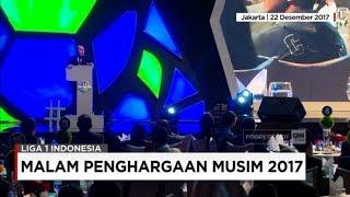 Malam Penganugerahan Liga 1 Indonesia Musim 2017