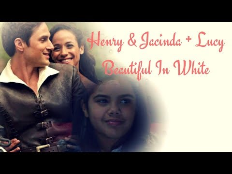 Henry & Jacinda + Lucy - Beautiful In White