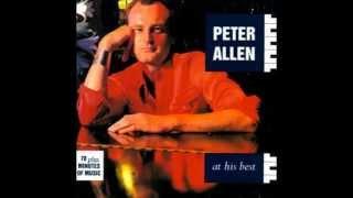 Peter Allen    I Honestly Love You