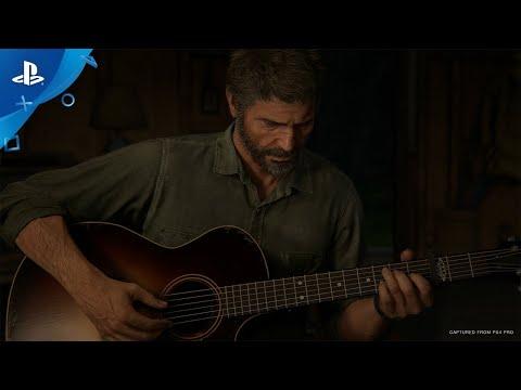 The Last of Us Part II - Tráiler oficial de Historia | PS4