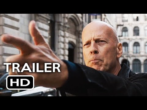 Death Wish Official Trailer #2 (2018) Bruce Willis, Vincent D'Onofrio Action Movie HD