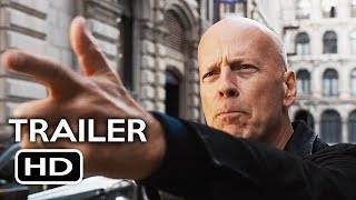 Death Wish Official Trailer 2 2018 Bruce Willis Vincent DOnofrio Action Movie HD