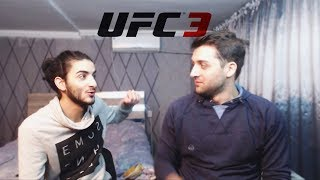 ვთამაშობთ UFC3 გიო VS ლუკა