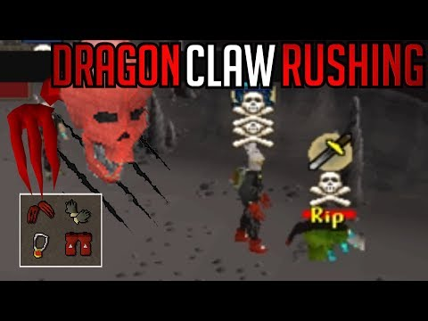 Dragon Claw RUSHING PKERS at Rev Caves