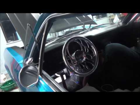 SYF:  Rusty's Radio and 1968 Impala progress.