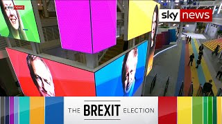 Take a look at how Sky News will be covering Thurday's General Election