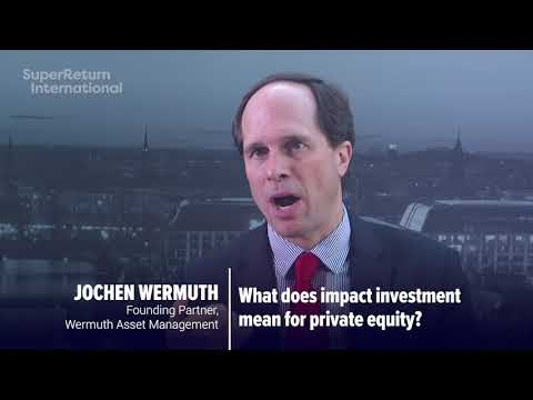 What does impact investment mean for private equity?