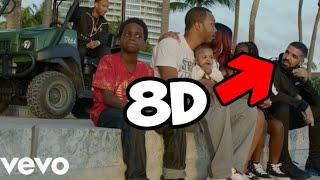 Download Drake - God's Plan (8D AUDIO) Mp3