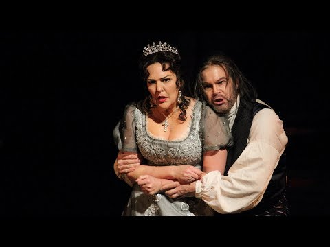 The secrets of playing one of opera's greatest bad guys