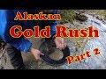 203 Alaska Gold Rush Part 2 Can-Am Renegade & Honda Rubicon - Broknex