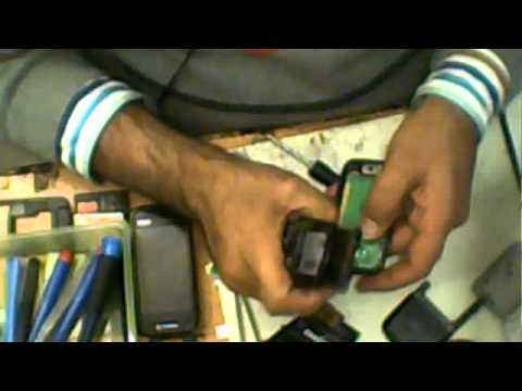 samsung E250 change flexcable urdu