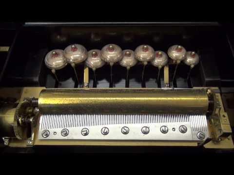 George Bendon: 9 Bell Music Box