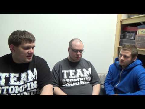Warhammer 40k Battle Report 022: Post Game Justin Cook and TJ Myers