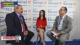 Entrevista a Javier del Mazo  de Schmitz Cargobull - Protagonistas del Transporte