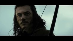 First Scene of Bard The Bowman (The Hobbit 2 : The Desolation Of Smaug - Luke Evans)