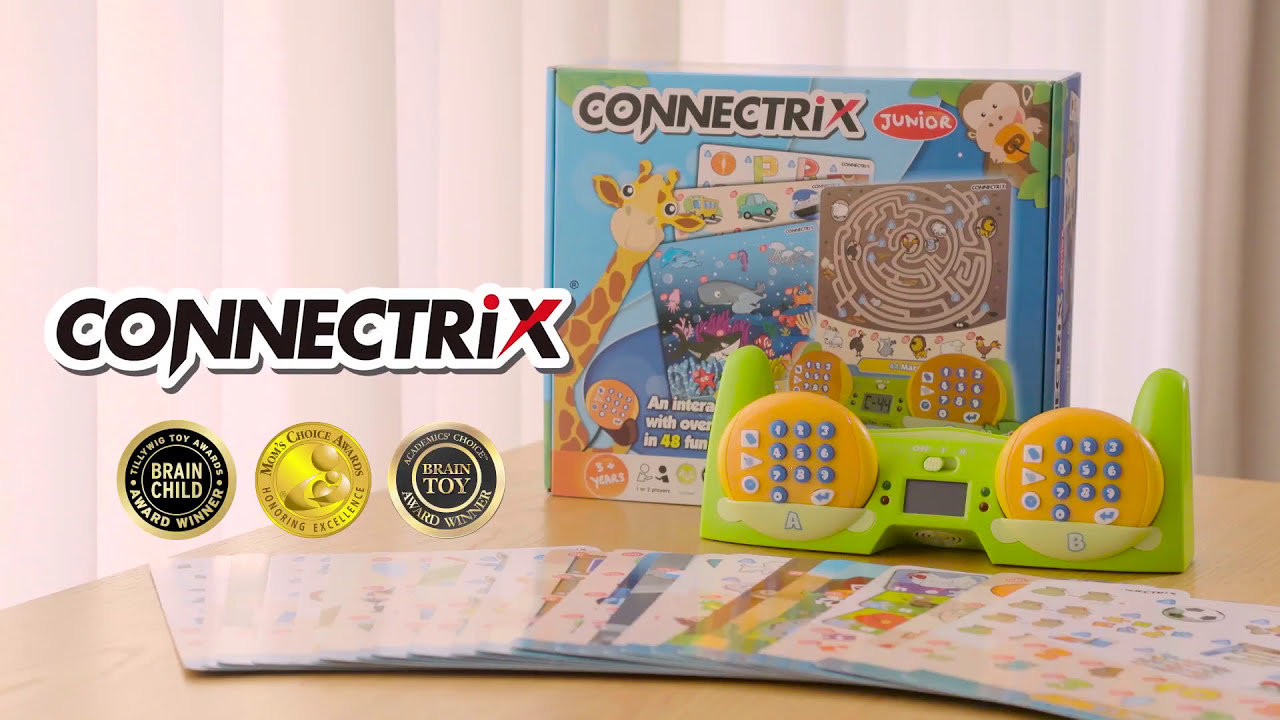 Best Learning® Connectrix Junior - YouTube