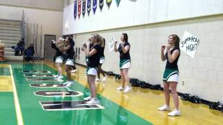 Benson High School Varsity Cheer 11-12 Blow You Away