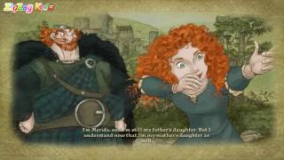 "Princesas Disney | Brave Valente ""Merida"" 