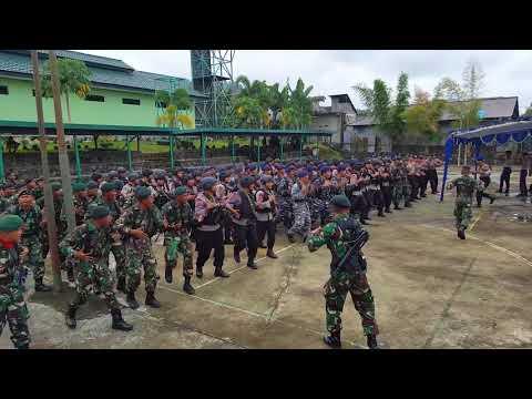 KOMPAK !!! YEL-YEL TNI POLRI