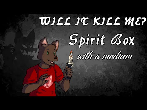 "Will It Kill Me? - ""Spirit Box With a Medium"" Featuring GhoulishGal"