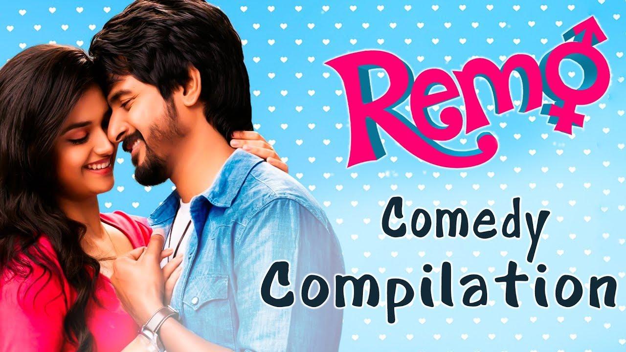 Download Remo - Best Comedy Scenes | Compilation | Super Hit | Romantic Movie