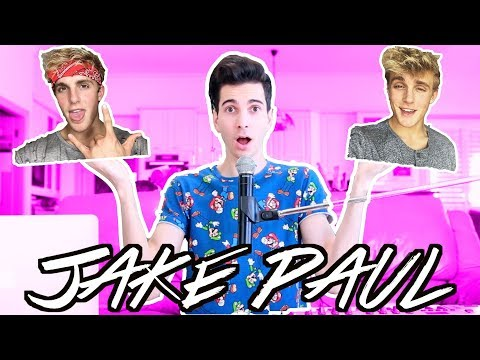 Jake Paul SONG ft. Erika Costell - STOP THE DISS TRACKS!