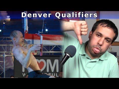 Denver Qualifiers - American Ninja Warrior 9 Review