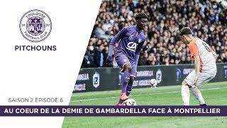 Nouvelle saison de Pitchouns, épisode 6 - Au coeur de la demi-finale de Coupe Gambardella