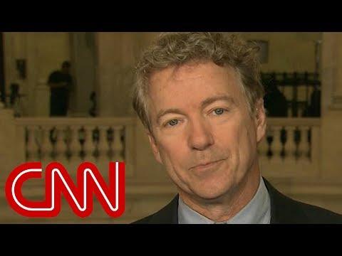 Sen. Rand Paul: Stop selling weapons to Saudi Arabia