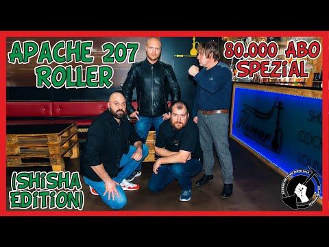 apache-207-roller-shisha-edition---80000-abonnenten-spezial