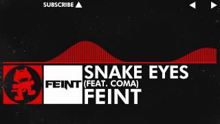 [DnB] - Feint - Snake Eyes (feat. CoMa) [Monstercat Release] thumbnail