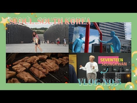 SEOUL KOREA VLOG DAY 4: Digital Media City, Ewha Women's University, Myeongdong AGAIN