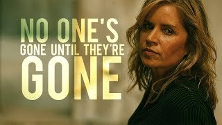 (FTWD) Madison Clark || No One's Gone Until They're Gone