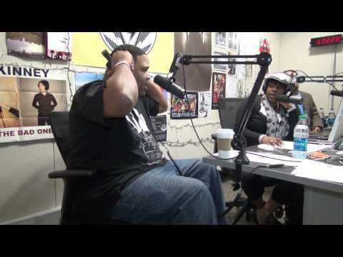 "Celebrity Bodyguard ""Bigthangs"" Exclusive interviewed by GLP @ 9th Floor Radio"
