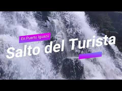 El Salto del Turista en PUERTO IGUAZU Misiones 2021