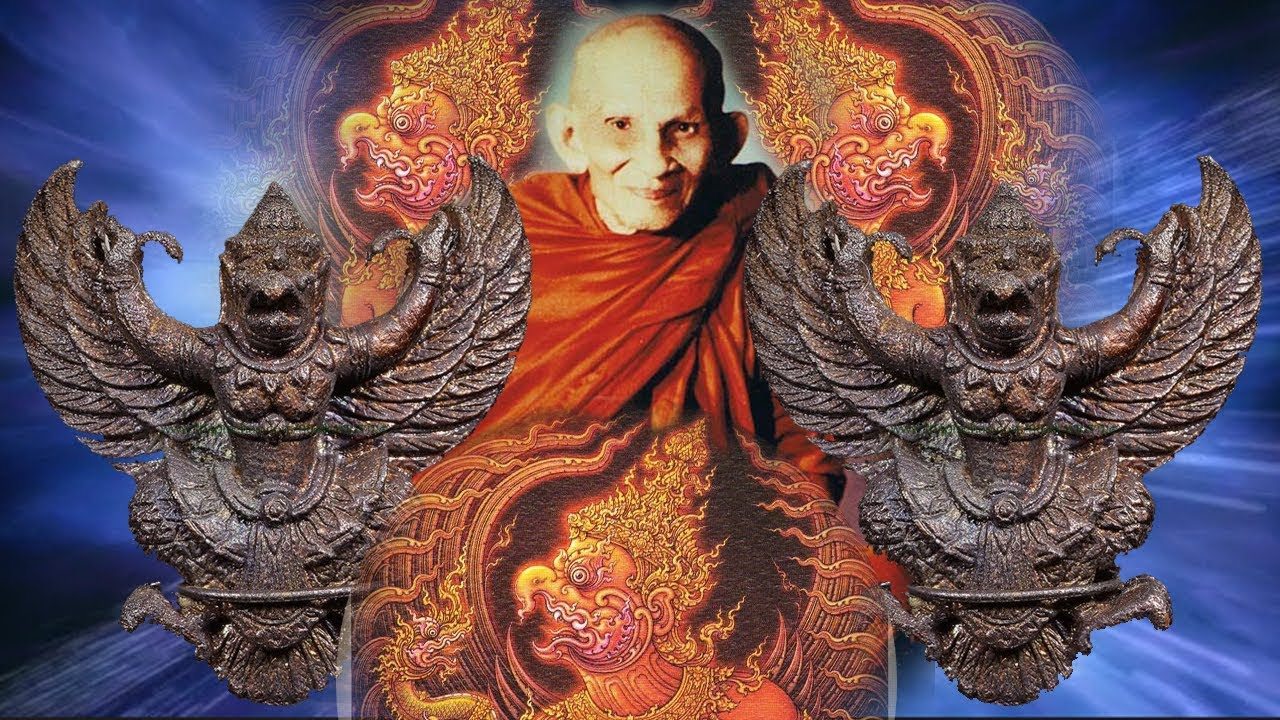 พญาครุฑรุ่นแรก(ของเมืองไทย)  หลวงปู่เส็ง วัดบางนา 2522