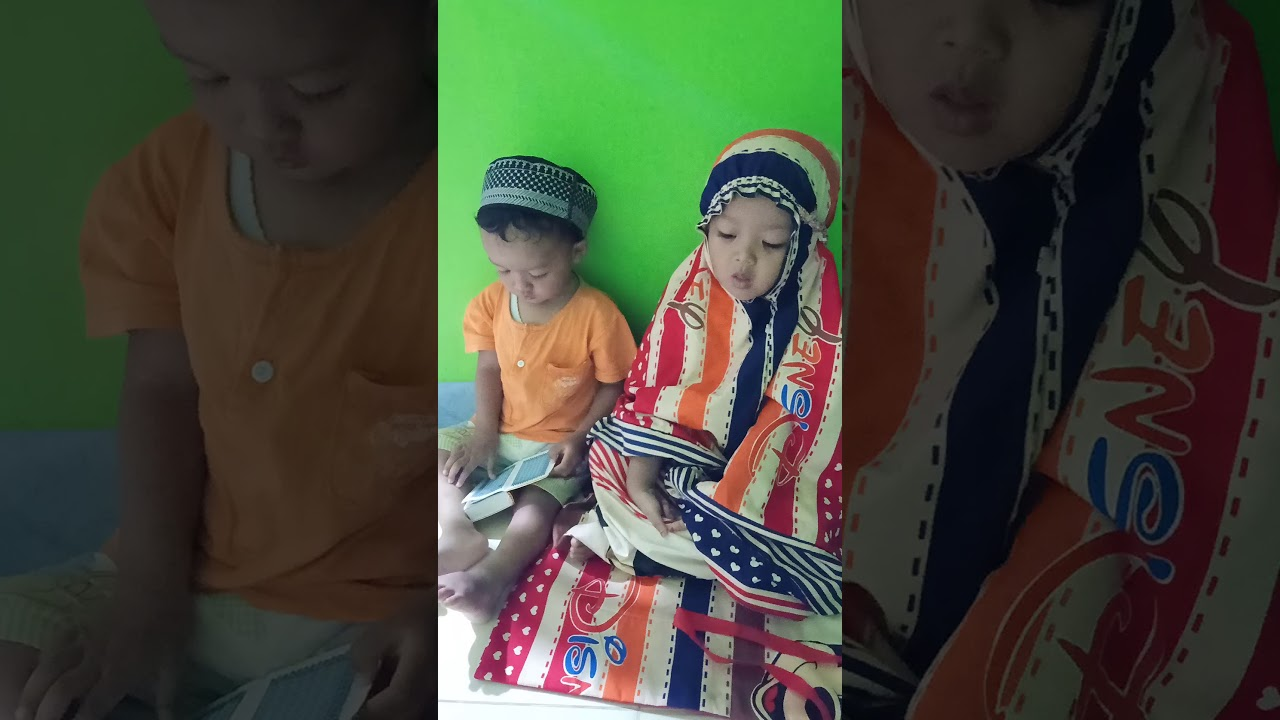 Belajar doa bangun tidur untuk anak usia 3 tahun - YouTube
