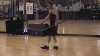 Aaron Fors Handstands, Martial Arts, General Silliness