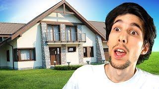 COSTRUISCO LA CASA DEI MIEI SOGNI!!! | House Flipper #1