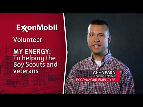 ExxonMobil My Energy...Chad Ford